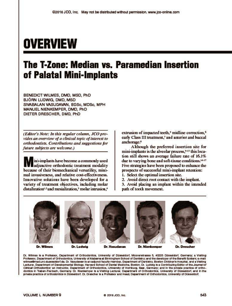 thumbnail of the-t-zone-median-vs-paramedian-insertion-of-palatal-mini-implants